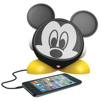 Mickey Mouse Classic Bluetooth Character Speaker ( Di-B66MY.FX)