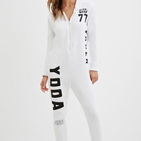 Star Wars Plush PJ Jumpsuit