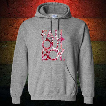 Fall Out Boy Florist Hoodie Sweatshirt Sweater