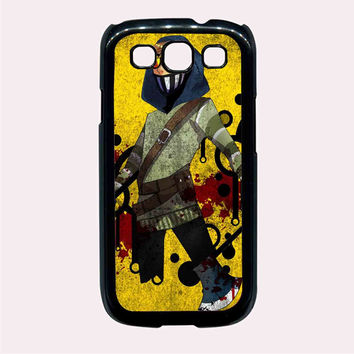 Creepypasta Ticci Toby crown For SAMSUNG GALAXY S3 *PS*