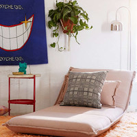 Winnie Legless Convertible Chaise Lounge | Urban Outfitters