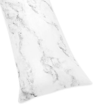 Marble Body Pillow Case