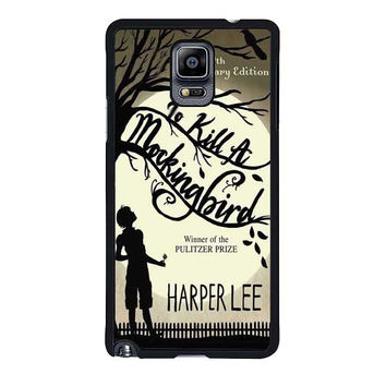 to kill a mockingbird samsung galaxy note 4 note 3 cover cases