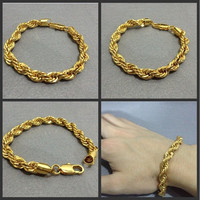 New Arrival Gift Stylish Great Deal Awesome Hot Sale Shiny Club Hip-hop Bracelet [6542729283]