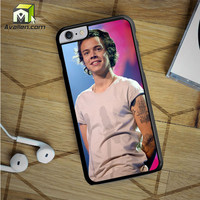 Harry Styles Smile One Direction iPhone 6S Plus Case by Avallen
