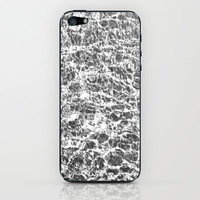 silent music iPhone & iPod Skin by Marianna Tankelevich
