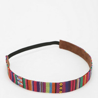 Woven Geo Headwrap - Urban Outfitters
