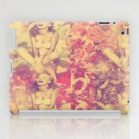 Vintage Marilyn Monroe  iPad Case by Amy McCuiston