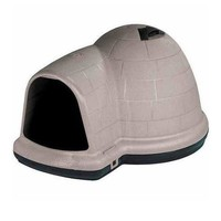 Petmate Igloo Indigo Dog House Size: Large (Dogs 50-90 lbs)