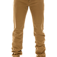 The Core Collection 5-Pocket SS Pants in Dark Khaki