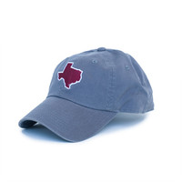 Texas College Station Gameday Hat Grey