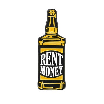 Rent Money Pin