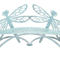 The Dragonfly Bench
