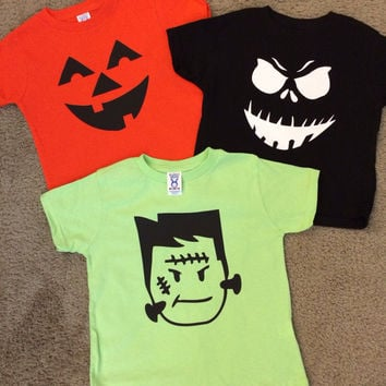 Halloween Boy Shirt-  - Ruffles with Love - Children Clothing - RWL