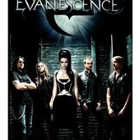 Evanescence Group Poster - Offical Band Merch - Buy Online at Grindstore.com