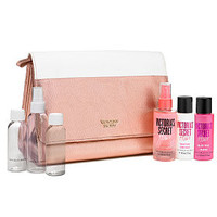 Let's Fly Away Travel Essentials - Victoria's Secret Hair - Victoria's Secret