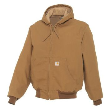 Carhartt Men's Firm Active Hooded Jacket