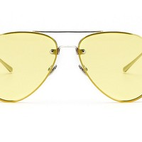 New Trendy Designer Aviator Sunglasses