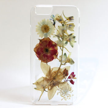 Serena iPhone 6 Dried Flower Phone Case