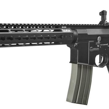 ARES OCTARMS X AMOEBA M4-KM10 AIRSOFT ASSAULT RIFLE, BLACK