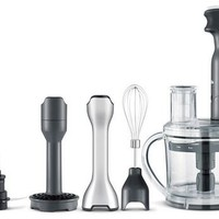 Breville All-In-One Does Blending, Slicing, Mixing and Pulverizing
