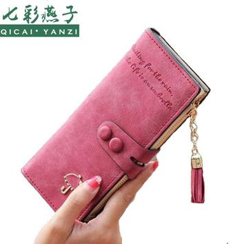 Women's Wallets Umbrella Zipper Card Holder Quality
