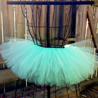 Adele Tutu - Mint Tutu - Neon Tutu - Available in Infant, Toddlers, Girls, Teenager and Adult Sizes