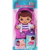 Disney Doc McStuffins Berry Fine Wash Mitt Puppet Bath Gift Set, 2 pc - Walmart.com