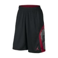 Jordan Flight Printed Perforated Men's Basketball Shorts, by Nike