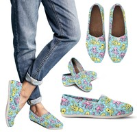 Cute Octopus Causal Shoes