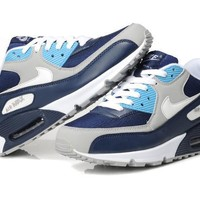 Nike Air Max 90 Men Sport Casual Multicolor Air Cushion Sneakers Running Shoes-1