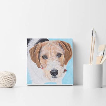 Custom Portrait Custom dog portrait Memorial art Pet portrait Dog portrait Custom cat portrait Pet art Dog lovers gift Pet painting Dog art