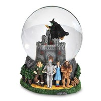 Wicked Witch Castle 120mm Musical Water Globe