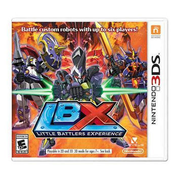LBX Little Battlers Experience 3DS Video Game