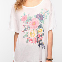 Urban Outfitters - Wildfox Couture Granny's Floral Tee