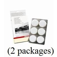 Miele Descaling Tablets (12 Tablets) Part# 05626050