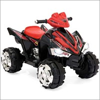 Electric ATV Ride-On Toy w/ 2 Speeds, BCP 12V Kids