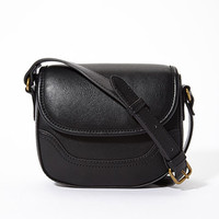 Miniature Crossbody Saddle Bag