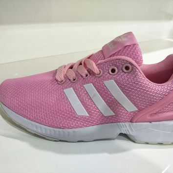 """Adidas"" Women Sport Casual Stripe Running Shoes Sneakers"