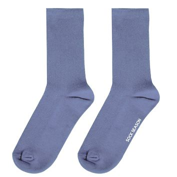Essential Star Quality Socks | Sky Blue