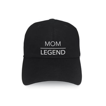 Hat- Mom Legend