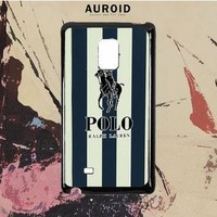 Polo Ralph Lauren Samsung Galaxy Note 5 Edge Case Auroid