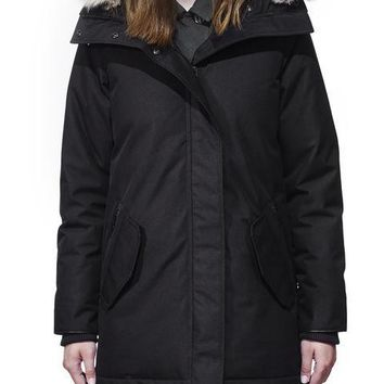 Canada goose Winter fashion to keep warm WOMEN down jacket XS-XL