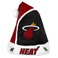 Miami Heat Basic Santa Hat - 2015
