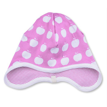 Apple Bonnet  - Organic Cotton