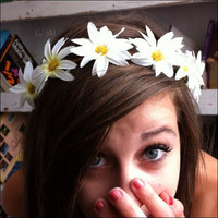 "Adjustable Flower Crown - ""Daisy Chain"""