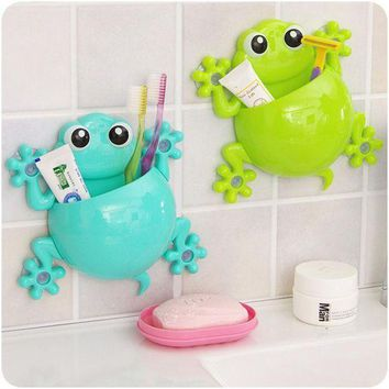 ONETOW Super Deal 2015 Toothbrush Holder Set Family Set Wall Mount Rack Bath bathroom accessories banheiro bathroom set HYM17&06