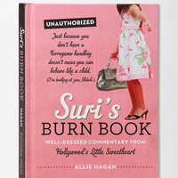 Suris Burn Book By Allie Hagan