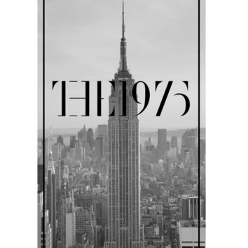 The 1975 City Iphone, Ipod or Galaxy Case