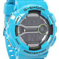 G-SHOCK  The GD100 Series Watch in Baby Blue : Karmaloop.com - Global Concrete Culture